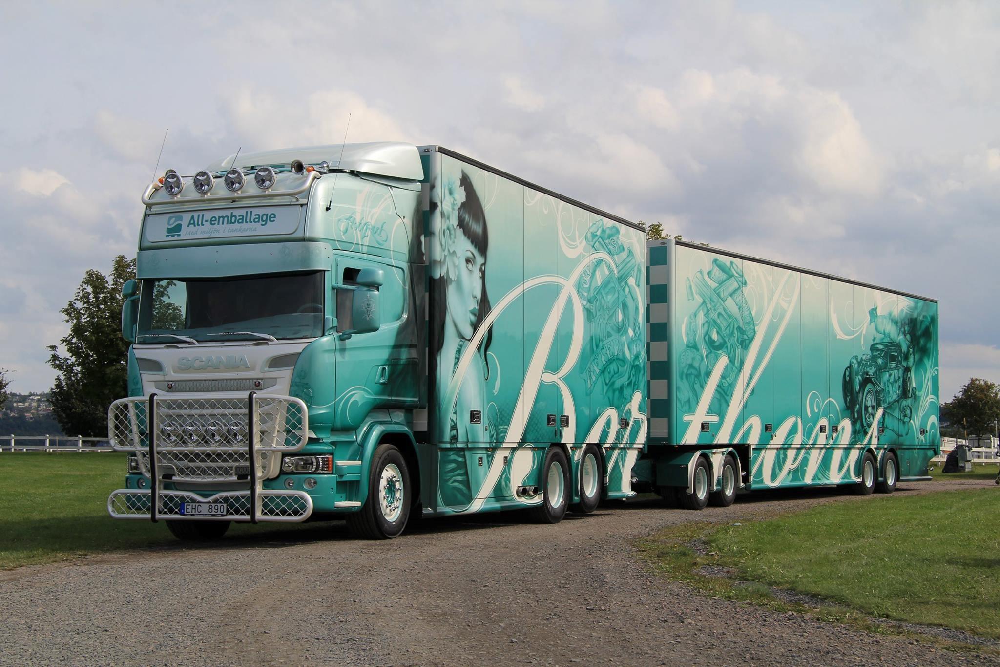 berthon truck